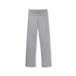 Παντελόνι μονόχρωμο βαμβακερό ελαστικό για γυναίκα