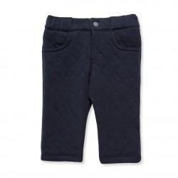Παντελόνι μονόχρωμο για μωρό αγόρι