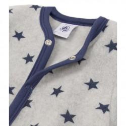 Ολόσωμη πιτζάμα fleece για μωρό αγόρι