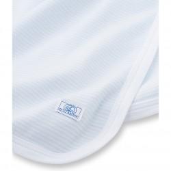 Baby's milleraies striped sheet