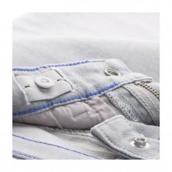 Παντελόνι τζιν εφαρμοστό από ελαστικό ντένιμ για κορίτσι