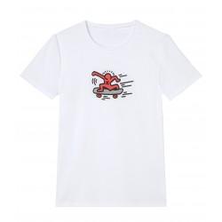 Boy's Petit Bateau x Keith Haring T-shirt
