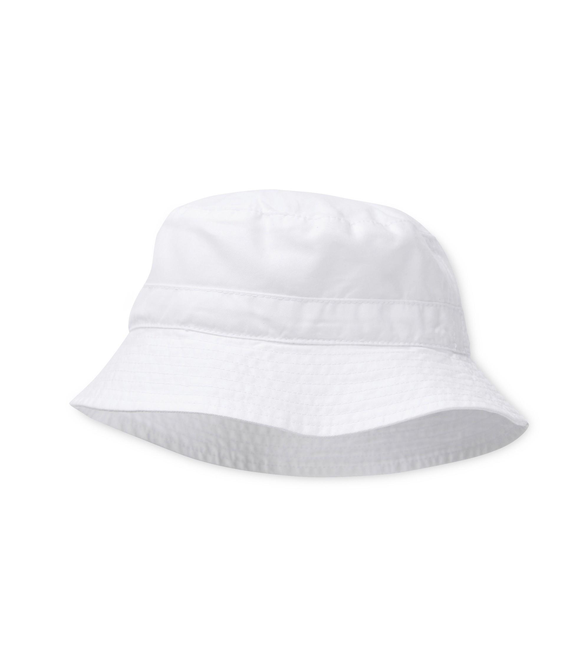 Baby boy bucket hat in plain serge - petit-bateau.gr 5f2b63023c1