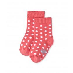 Κάλτσες με σχέδιο για μωρό κορίτσι