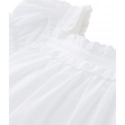 Φόρεμα με ενσωματωμένο κορμάκι για μωρό κορίτσι