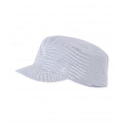 Καπέλο ριγέ για μωρό αγόρι