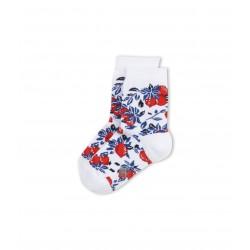 Κάλτες με σχέδιο για κορίτσι