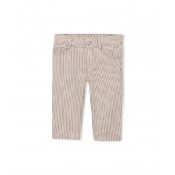 Παντελόνι ριγέ για μωρό αγόρι