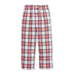 Boy's poplin pyjama bottoms