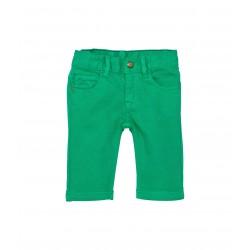 Boy's 5-pocket Bermuda shorts