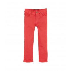 Boy's 5-pocket denim trousers