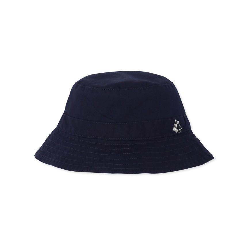 Baby boys  twill bucket hat - petit-bateau.gr a78e3ffb64c