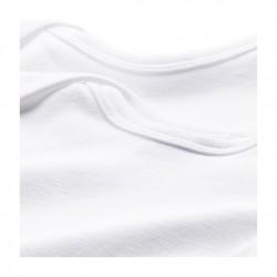 Pack of 2 unisex baby plain long-sleeve bodysuits