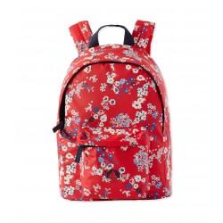 Girls' print backpack