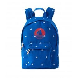 Boys' print backpack
