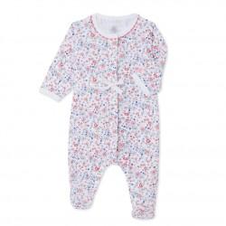 Baby girls' printed pyjamas