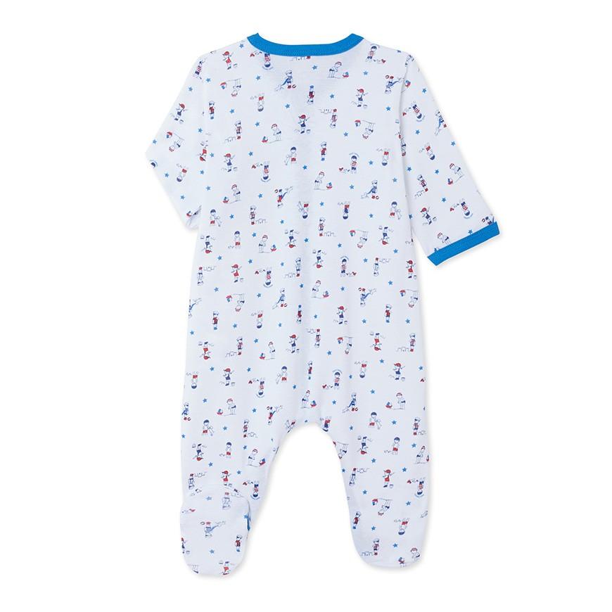 6cfe1e72efd Φορμάκι με σχέδιο για μωρό αγόρι - petit-bateau.gr