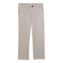Παντελόνι ριγέ βαμβακερό για αγόρι