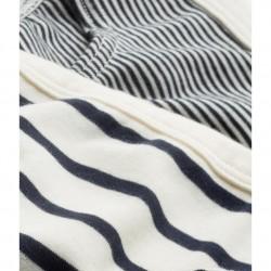 Pack of 2 boy's striped briefs