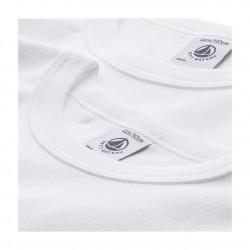 Pack of 2 boy's plain T-shirts