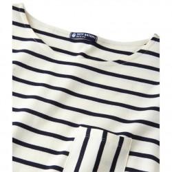 Women's long-sleeved heritage rib T-shirt