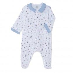 Baby boy's printed pyjamas