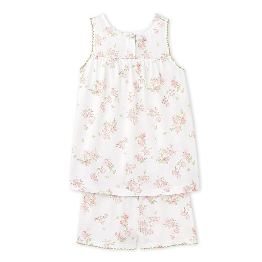 Girls  print short pyjamas - petit-bateau.gr d6b97d596