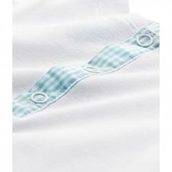 Σετ μπλούζα κοντομάνικη και φουφούλα για μωρό αγόρι