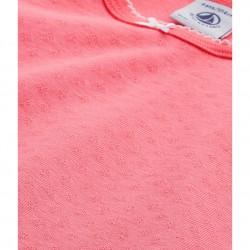 Αμάνικο μπλουζάκι βαμβακερό για κορίτσι
