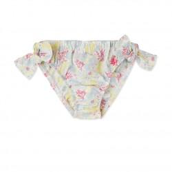 Baby girls' printed swim panties