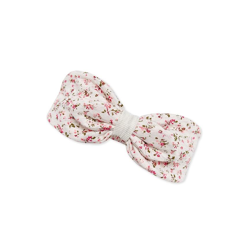 Baby girl\'s printed double knit headband - petit-bateau.gr