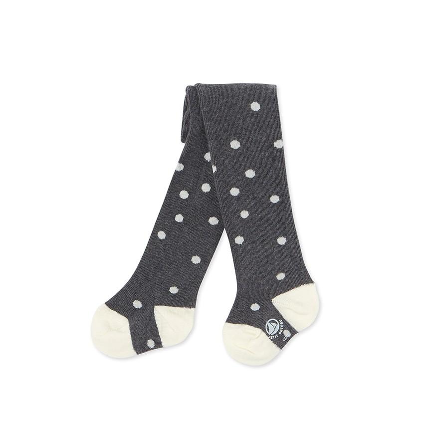 bfeeca2e2 Baby girl's polka dot tights - petit-bateau.gr