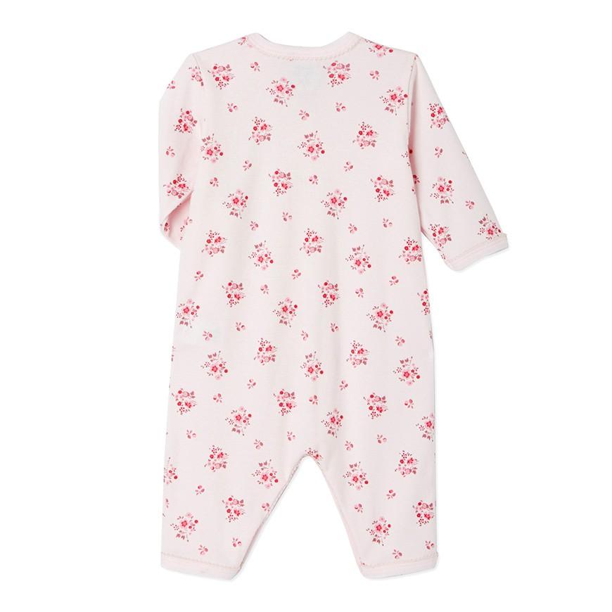 08a8e7885 Baby girl s footless sleeper - petit-bateau.gr