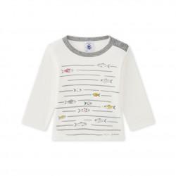 Baby boy's long-sleeved T-shirt