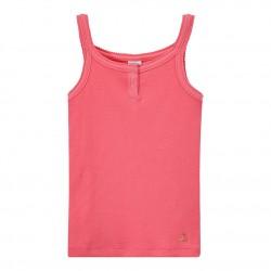 Σετ 2 μπλούζες κοντομάνικες, μονόχρωμες για κορίτσι