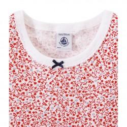 Girl's print shortie pyjamas