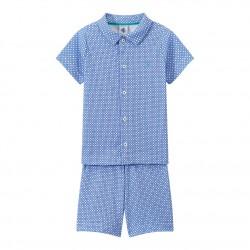 """Boy's """"grandpa-style"""" pyjamas"""