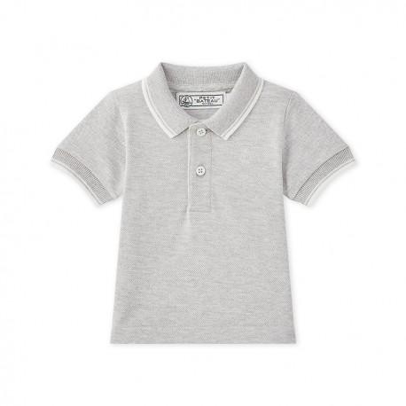 Baby boys' polo shirt