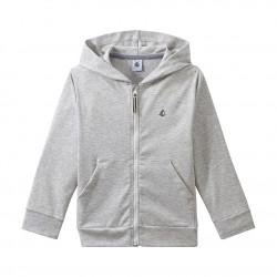 Boy's hooded sweatshirt