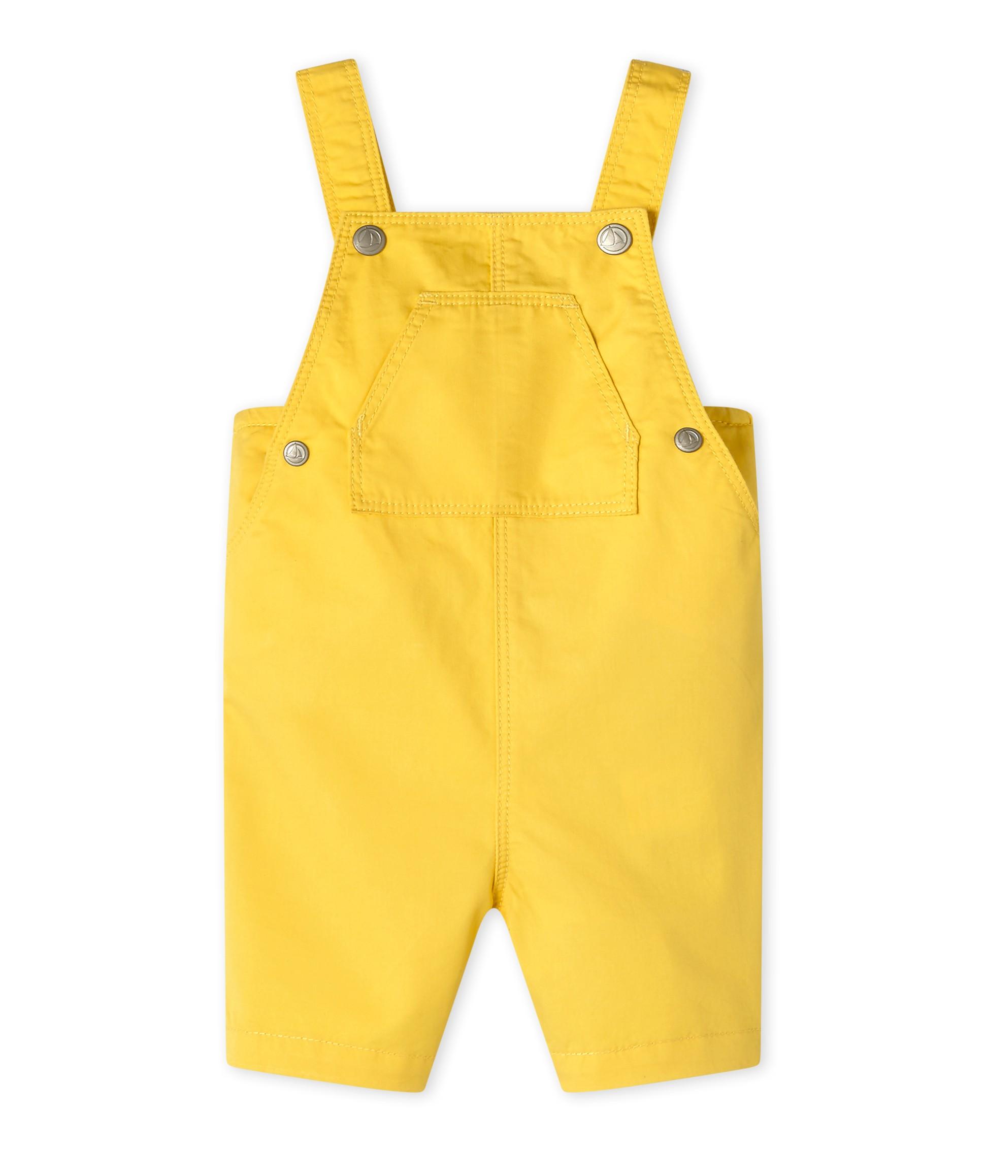 23848930e173 Baby boys  striped short dungarees - petit-bateau.gr