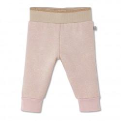 Παντελόνι από γιαλυστερό fleece για μωρό κορίτσι