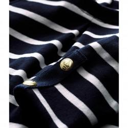 Μπλουζα ναυτική για μωρό κορίτσι