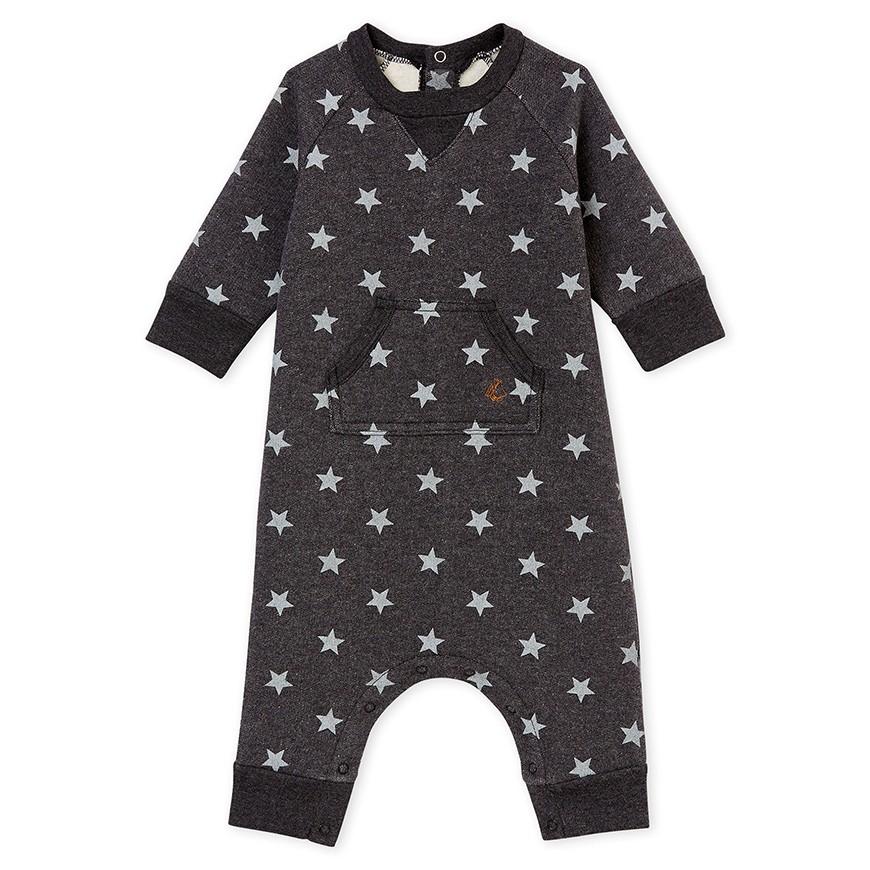 6376750dcc8 Ολόσωμη φόρμα εξόδου για μωρό αγόρι - petit-bateau.gr