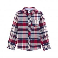 Καρό πουκάμισο για αγόρια