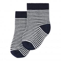 Ριγέ κάλτσες μωρού