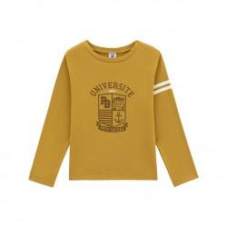Μακρυμάνικη μπλούζα για αγόρια