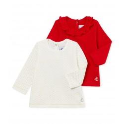 Σετ 2 μπλουζάκια για κορίτσια