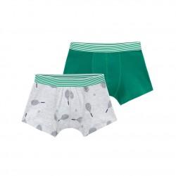 Boys' Boxer Shorts - Set of 2