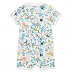 Baby Girls' cotton shortie