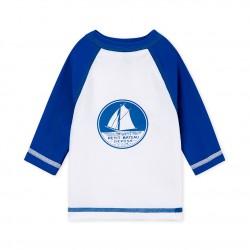 Unisex baby's uv-resistant t-shirt